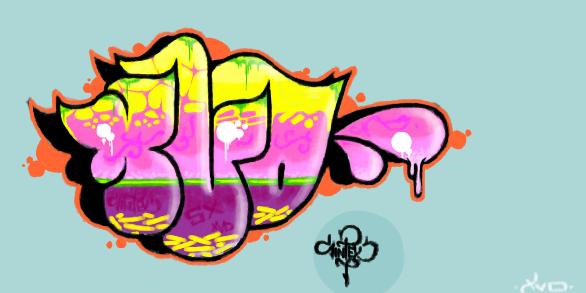 Как вконтакте в граффити вставлять картинку в