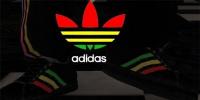 Adidas Rasta Shoes.  Реальные растаманскии кроссы!  28 марта 2010.