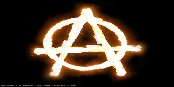 флаг анархистов